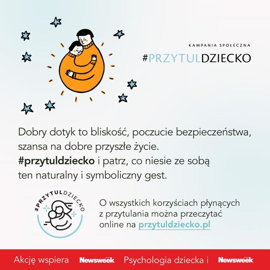 #PRZYTULDZIECKO